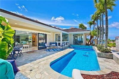 Single Family Home For Sale: 160 Maono Place