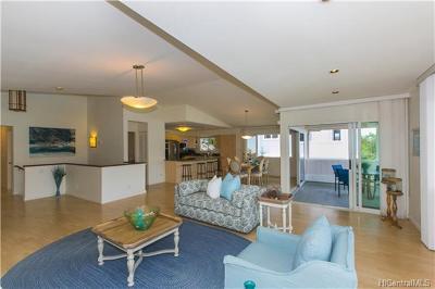 Aiea Single Family Home For Sale: 99-696 Meaala Street
