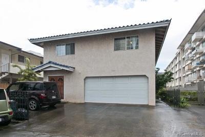 Honolulu HI Single Family Home For Sale: $1,150,000