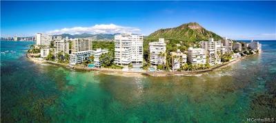 Honolulu Condo/Townhouse For Sale: 2943 Kalakaua Avenue #203