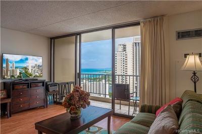 Honolulu Condo/Townhouse For Sale: 411 Hobron Lane #3006