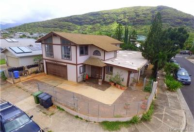 Waianae Single Family Home In Escrow Showing: 86-171 Moeha Street