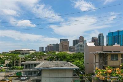 Honolulu HI Condo/Townhouse For Sale: $292,000
