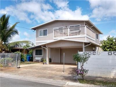 Aiea Single Family Home For Sale: 99-107 Ohiakea Street