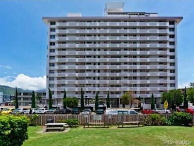 Honolulu Rental For Rent: 2648 Kuilei Street #C61