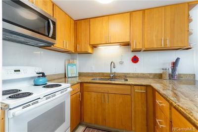 Honolulu Condo/Townhouse For Sale: 2542 Date Street #403