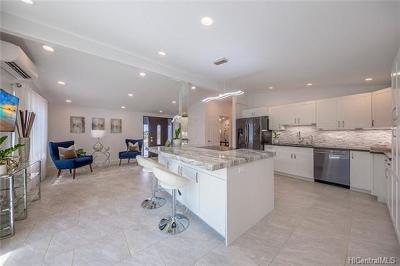 Aiea Single Family Home For Sale: 98-842 Olena Street