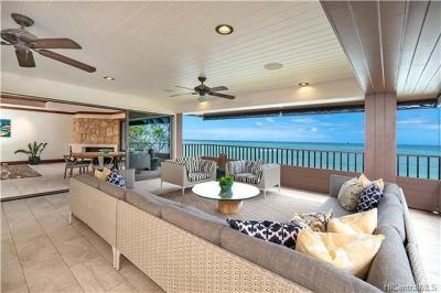 Honolulu HI Single Family Home For Sale: $7,998,000