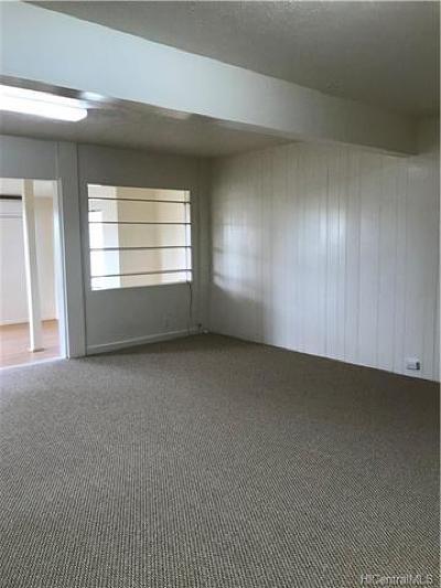 Honolulu Rental For Rent: 1592a Hanai Loop #Downstai