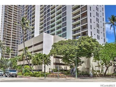 Honolulu HI Condo/Townhouse For Sale: $674,900
