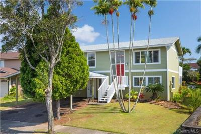 Mililani Single Family Home For Sale: 94-069 Puanane Loop