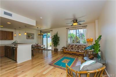 Honolulu HI Condo/Townhouse For Sale: $849,000