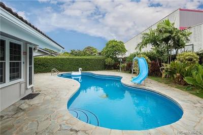 Single Family Home For Sale: 1174 Punua Place