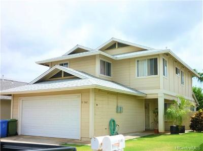 Ewa Beach Single Family Home For Sale: 91-960 Waimomona Place