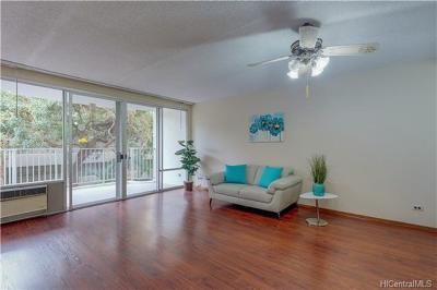 Honolulu HI Condo/Townhouse For Sale: $605,000