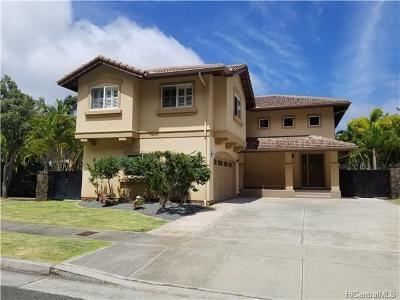 Single Family Home For Sale: 1039 Hilala Street