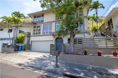Honolulu HI Single Family Home For Sale: $988,800