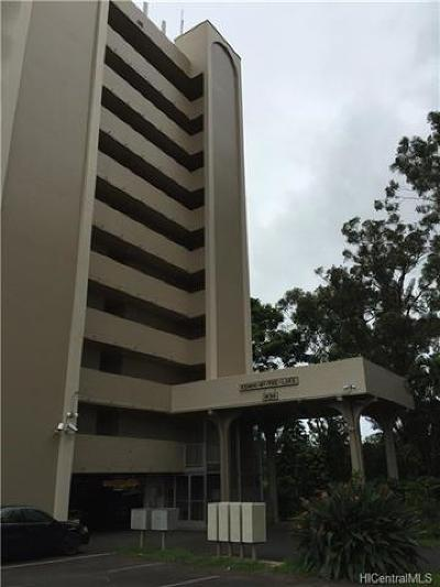 Wahiawa Condo/Townhouse For Sale: 1830 Wilikina Drive #904