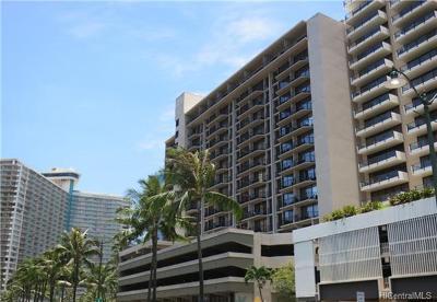 Honolulu County Condo/Townhouse For Sale: 1850 Ala Moana Boulevard #1125