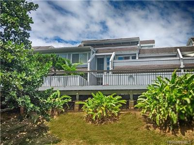 Kaneohe Condo/Townhouse In Escrow Showing: 44130 Kou Place #106