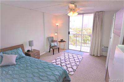 Honolulu HI Condo/Townhouse For Sale: $122,000