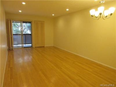 Pearl City Condo/Townhouse In Escrow Showing: 96-216 Waiawa Road #82