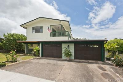 Honolulu County Single Family Home For Sale: 1639 Hoohiamoe Street