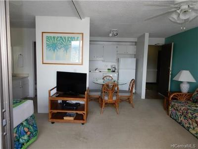 Honolulu HI Condo/Townhouse For Sale: $175,000