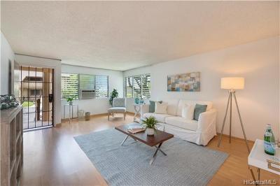 Honolulu HI Condo/Townhouse For Sale: $519,000