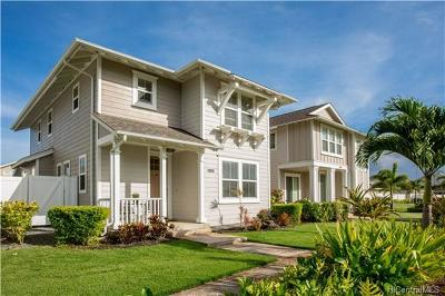 Ewa Beach Single Family Home For Sale: 91-1335 Kaikohola Street #D106