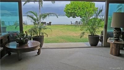 Kaneohe HI Single Family Home For Sale: $1,825,000