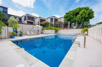 Honolulu Condo/Townhouse For Sale: 3741 Kanaina Avenue #149