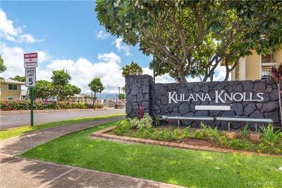Waipahu Condo/Townhouse For Sale: 94-508 Kupuohi Street #8104