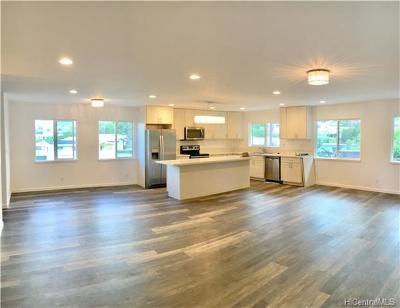 Single Family Home For Sale: 45-730 Kaku Street #A