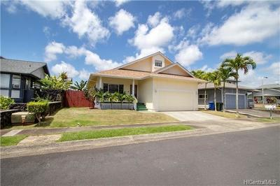Honolulu County Single Family Home For Sale: 95-1043 Hakala Street