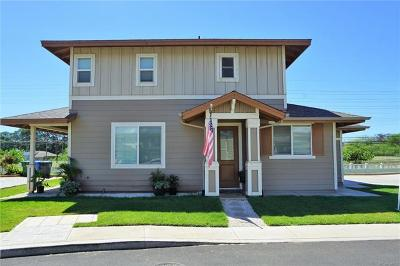 Kapolei Single Family Home For Sale: 460 Kamaaha Avenue #31
