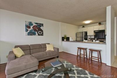Honolulu HI Condo/Townhouse For Sale: $324,000