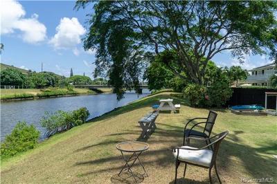 Kailua Multi Family Home For Sale: 855 Kainui Drive