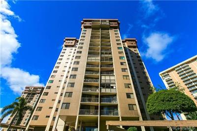 Aiea Condo/Townhouse For Sale: 98-487 Koauka Loop #B402