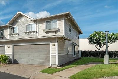 Condo/Townhouse In Escrow Showing: 91-1031 Kaimalie Street #4E1