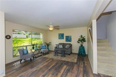 Kaneohe Condo/Townhouse In Escrow Showing: 44-136 Hako Street #3