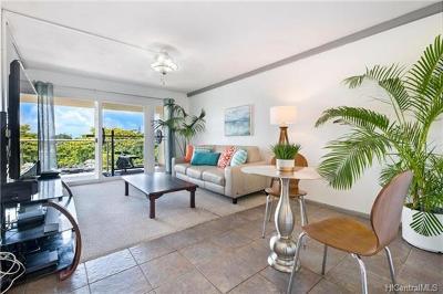 Kailua Condo/Townhouse For Sale: 14 Aulike Street #405