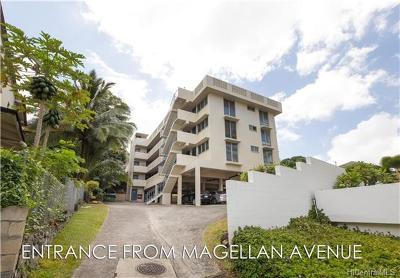 Honolulu Condo/Townhouse In Escrow Showing: 409 Iolani Avenue #402