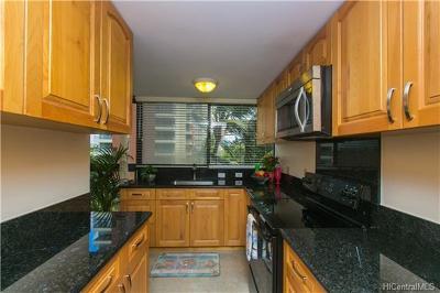 Honolulu Condo/Townhouse For Sale: 2724 Kahoaloha Lane #706