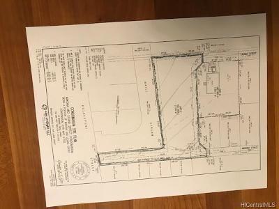 Waianae Residential Lots & Land For Sale: 87-154 Liliana Street #E