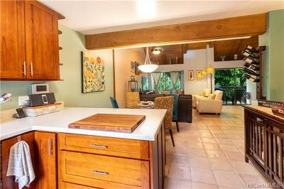 Kaneohe Condo/Townhouse For Sale: 46-359 Haiku Road #D10