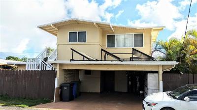 Honolulu County Rental For Rent: 426 Olomana Street