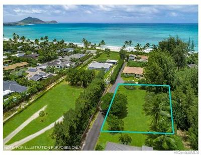 Kailua Residential Lots & Land For Sale: 272 N Kalaheo Avenue