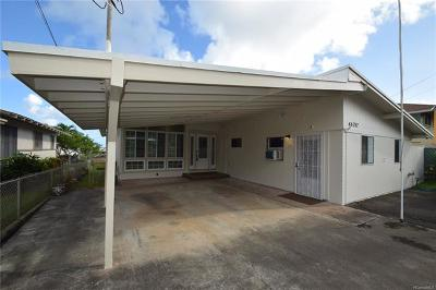 Kaneohe Single Family Home For Sale: 44-757 Kaneohe Bay Drive