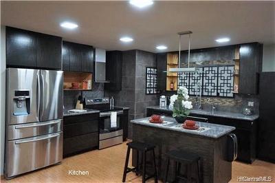 Honolulu Single Family Home For Sale: 736 N Kuakini Street